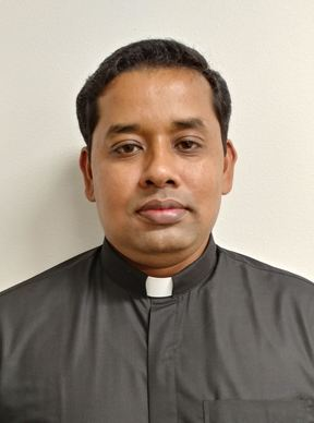 Rev. Anish Philip, OSH