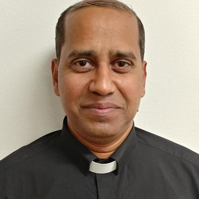 Rev. Paul Antao, SDB