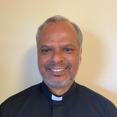 Reverend Shaji Thomas