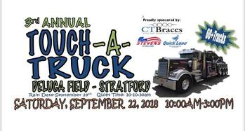 The 3rd Annual Touch-A-Truck