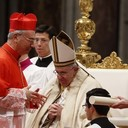 Pope: Becoming A Cardinal Is A Call To Greater Love