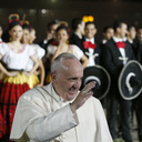Pope: Fight Corruption, Work For Common Good