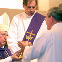 16 Deacon Candidates Installed  To Office Of Acolyte