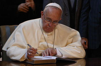 Pope: Changing Times May Call For Changes In Religious Orders