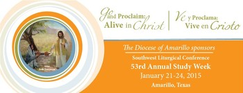 Diocese Of Amarillo To Host Annual Study Week Jan. 21-24