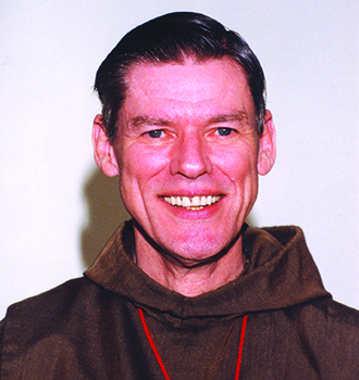 Father Norman Boyd, S.A.: 1933-2015