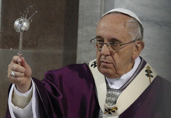 Pope: Return With Tears To God's Loving Embrace During Lent