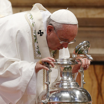 Pope: A 'Good Easter' Requires Making Jesus' Passion One's Own
