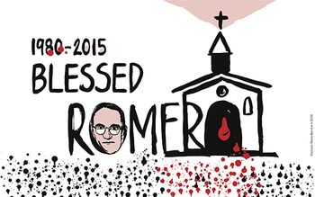 Pope: Romero Beatification Cause For Great Joy