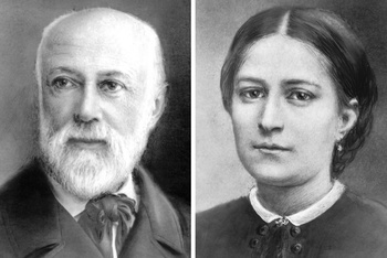 St. Therese's Parents To Be First Married Couple Canonized Together
