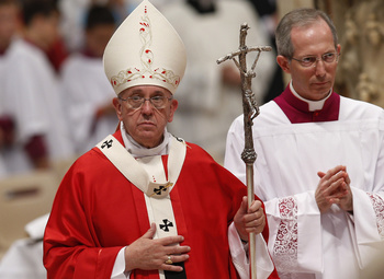 Archbishops Who Attended Pallium Mass Struck By Sense Of Unity