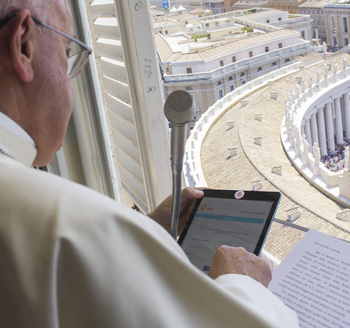 World Youth Day Registration Begins; Pope First To Sign Up