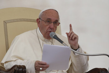 Pope To Cubans: Serve People, Not Ideology
