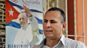 Cuban Dissidents Say They Hope Pope Highlights Human Rights
