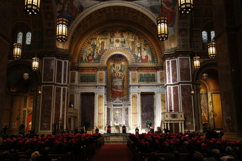 Pope To U.S. Bishops: Be Shepherds Concerned Only For God And Others
