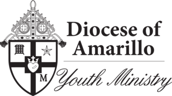 Dicoese of Amarillo long logo