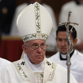 Pope: No One 'Deserves' Faith; It Is A Gift