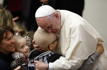 Pope: Faithfulness In Mercy Is God's Way Of Being