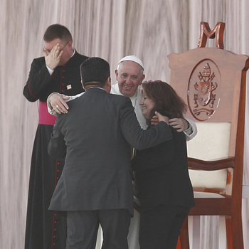 In Southern Mexico, Pope Warns Against Diminishing Importance Of Family