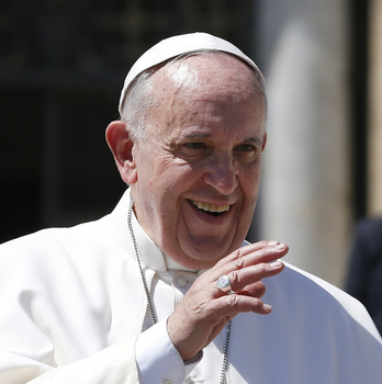 Pope: When It Comes To Our Sins, God Has A 'Bad Memory'