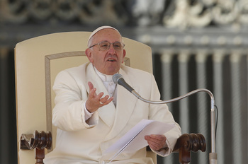 Pope Tells Corrupt Benefactors That Church Doesn't Need 'Dirty Money'