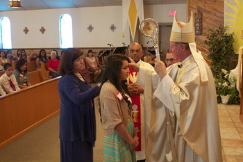 Deanery Confirmation Masses Continue Saturday, April 30