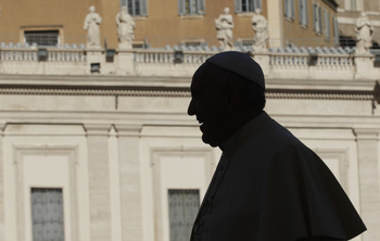 Pope: Selfish Desire For Money Is The Enemy Of True Harmony