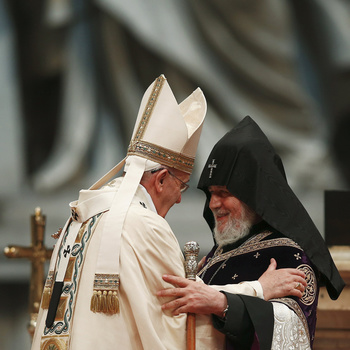 Ecumenism, Remembrance, Peace On Pope's Agenda For Armenia