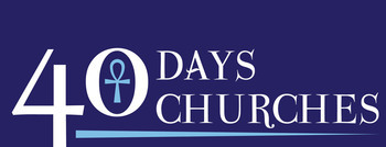 40Days 40Churches
