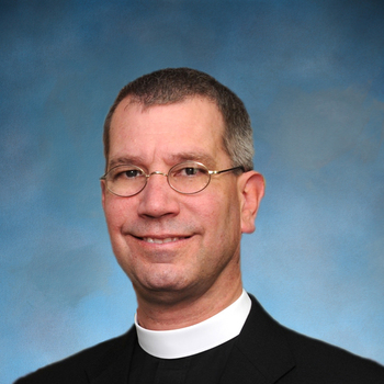 Father Busch Steps Down At Holy Cross