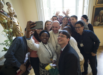 WYD: Pope Urges World Youth Day Volunteers To Be 'Hope Of The Future'