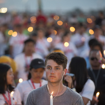 WYD: Pope To At Vigil—No Room For Benchwarmers, Make History