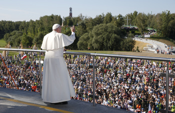 Pope: Cruelty Did Not End At Auschwitz; It Continues Today