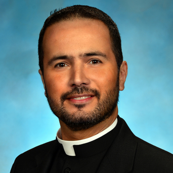 Father Gabriel Garcia, OFM, Appointed Vocations Director