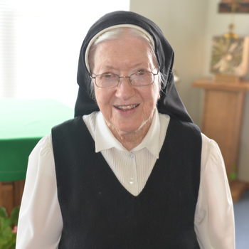 Benedictine Sister To Celebrate 70th Anniversary
