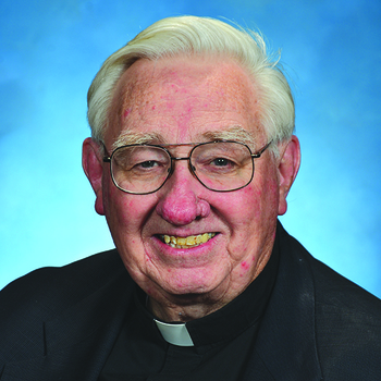 Monsignor Rex Nicholl To Celebrate Golden Jubilee