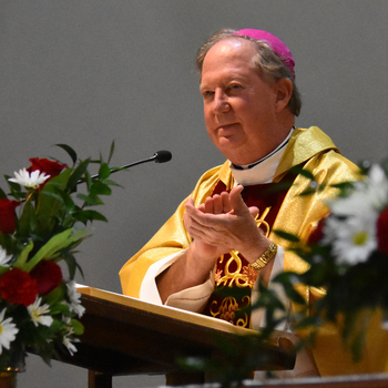 Bishop Patrick J. Zurek's Homily, June 3, at St. Mary's Cathedral