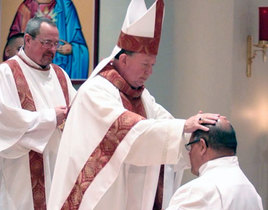 17 Deacon Candidates Installed To Office Of Lector
