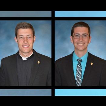 Wieck, Elzner Ordination Mass Set For Saturday, June 2