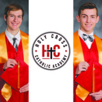 Holy Cross Names Valedictorian, Salutatorian