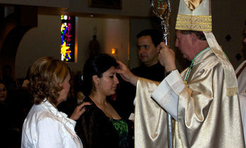 Adult Confirmation Mass April 10