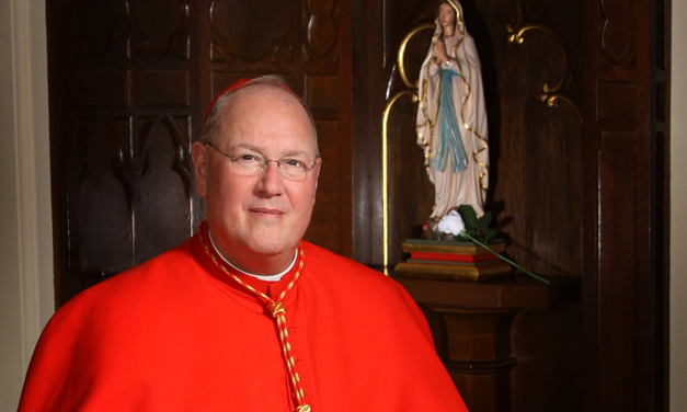 Letter from Cardinal Dolan to Brother Bishops