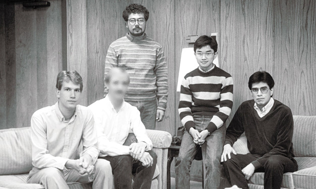 FLASHBACK: Can you identify these young men?