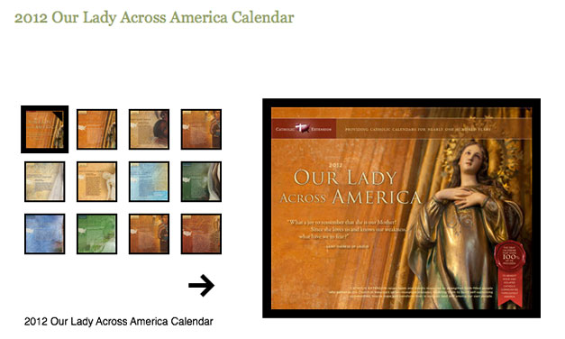 Parishes Encouraged To Order Extension Calendars