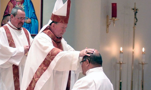 Andy Gonzalez Ordained To The Permanent Diaconate