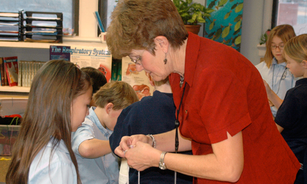 St. Mary's Teacher To Receive Distinguished Teacher Award