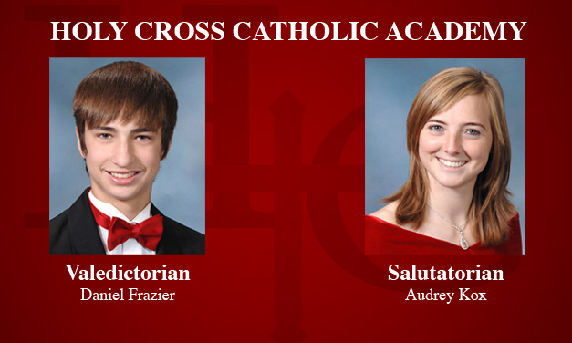 Valedictorian, Salutatorian Named For HCCA Class Of 2011