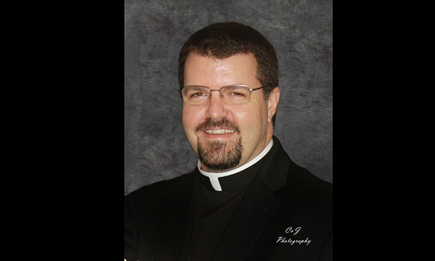 Deacon Schwind To Be Ordained May 24