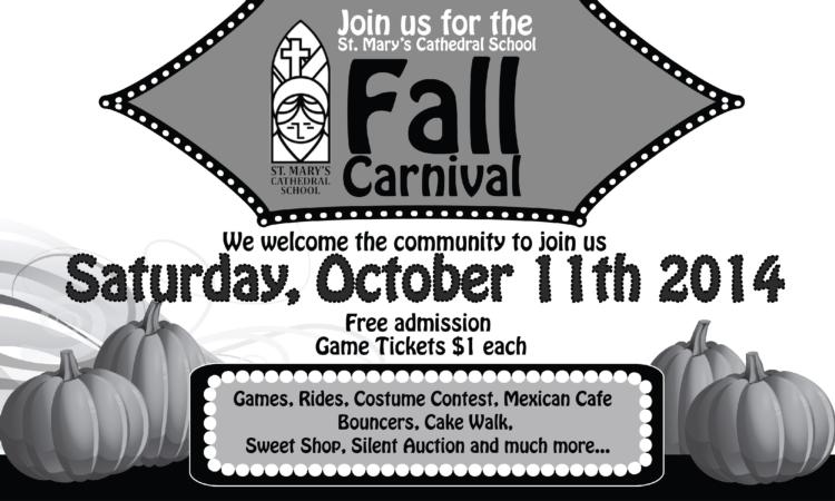 Annual St. Mary's Cathedral School Carnival