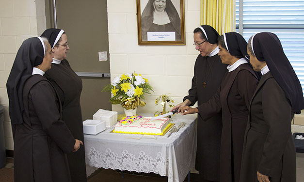 Franciscan Sisters Celebrate 50 Years as a Province
